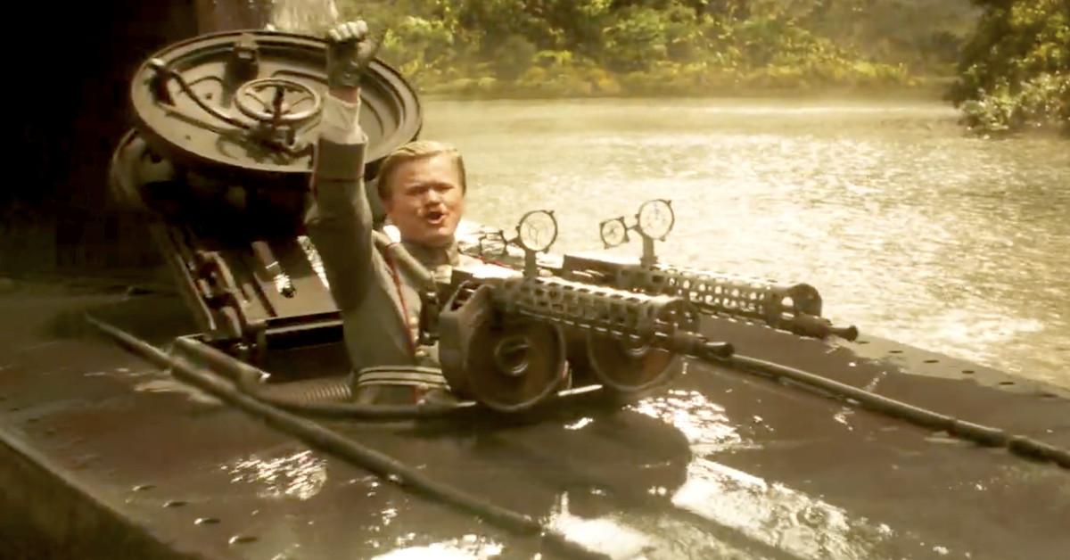 Đoạn giới thiệu Jungle Cruise: The Rock và Emily Blunt trong chuyến phiêu lưu kiểu Cướp biển