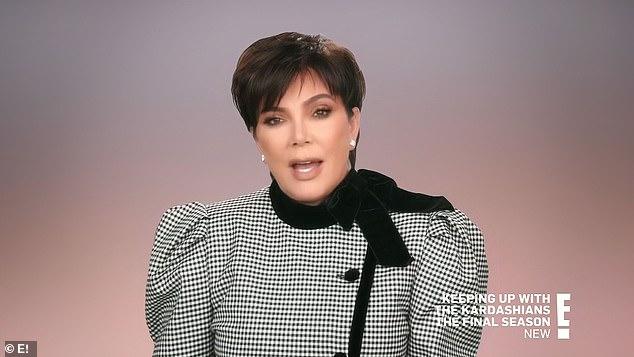 Trêu ghẹo: Kris Jenner đã châm ngòi cho việc gia đình chuyển sang nền tảng phát trực tuyến Hulu sau khi kết thúc chương trình 20 mùa Keeping Up with the Kardashians trên E!
