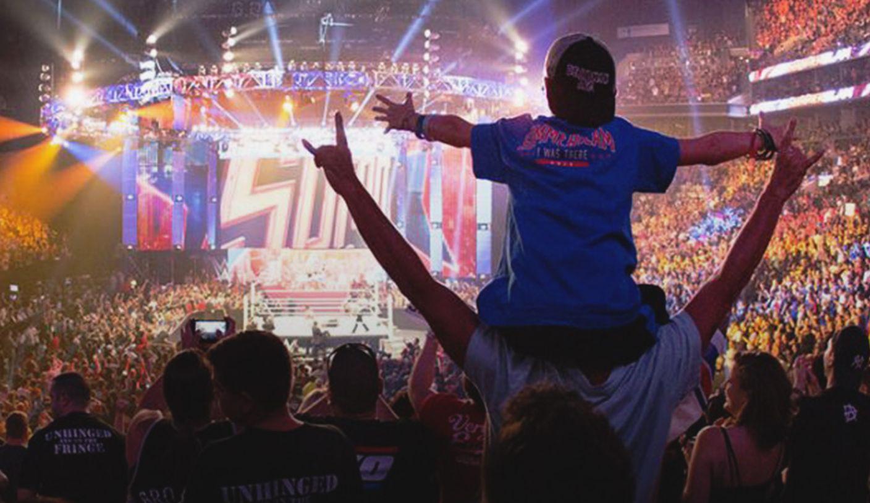 WWE tiếp tục Tour sự kiện trực tiếp vào tháng 7 với chuyến tham quan 25 thành phố