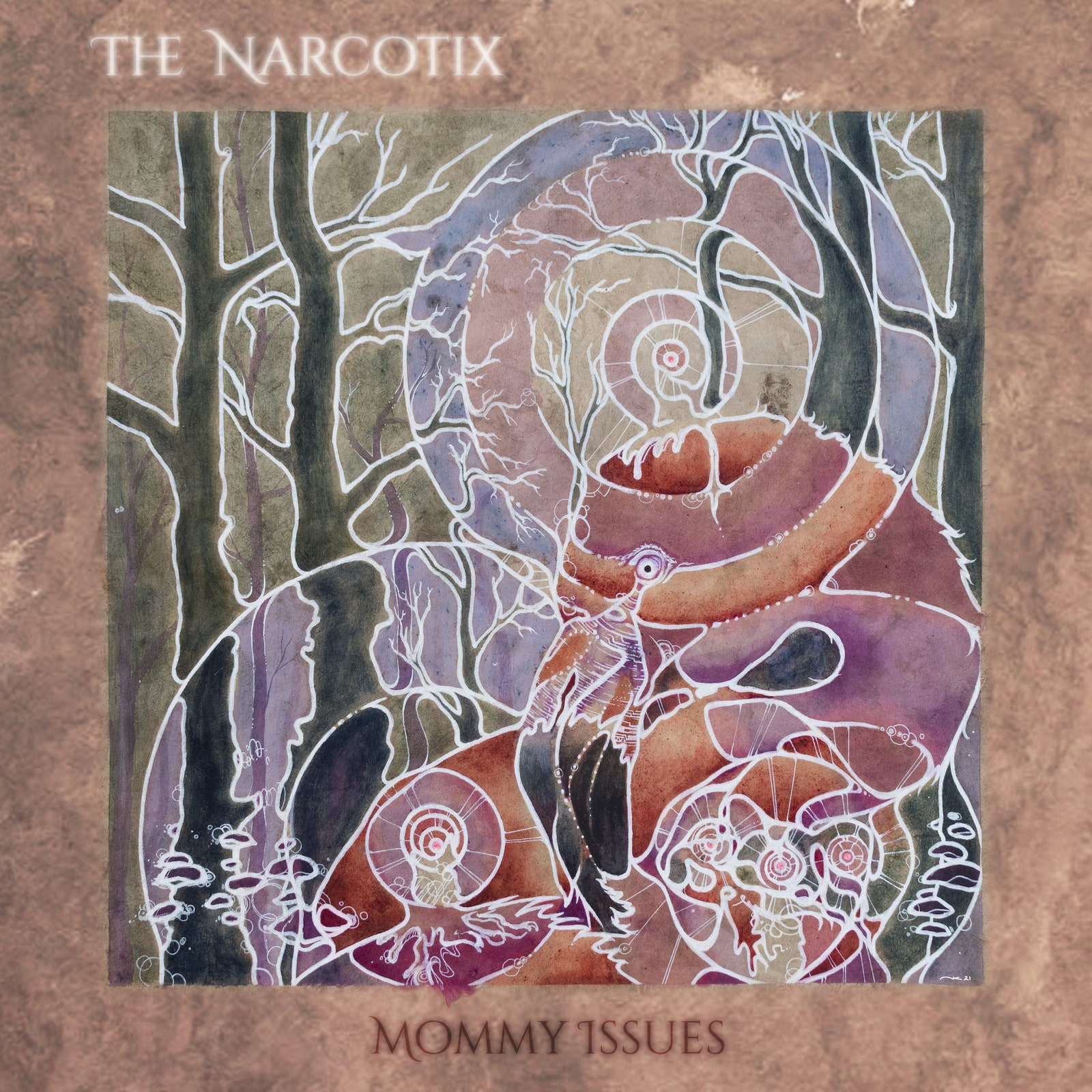 Narcotix Mommy EP مشاكل Vấn đề