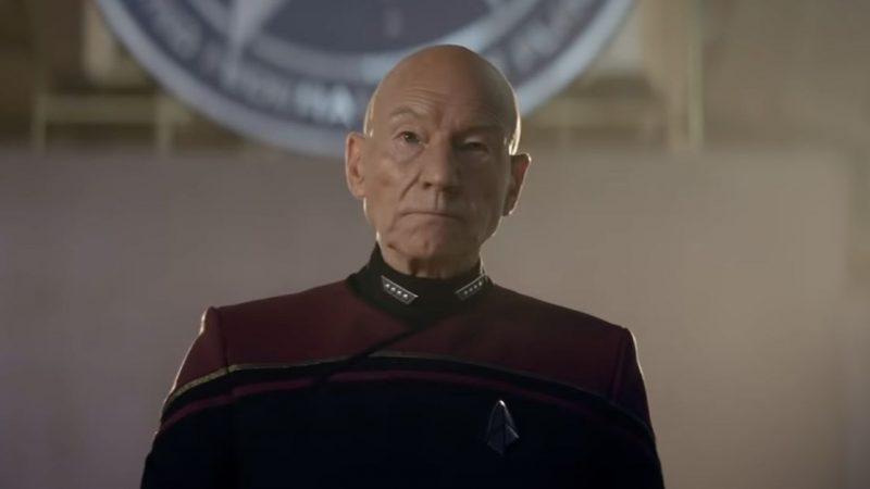 Đoạn giới thiệu mới nhất của Star Trek: Picard Season 2 thiếu vắng một số robot