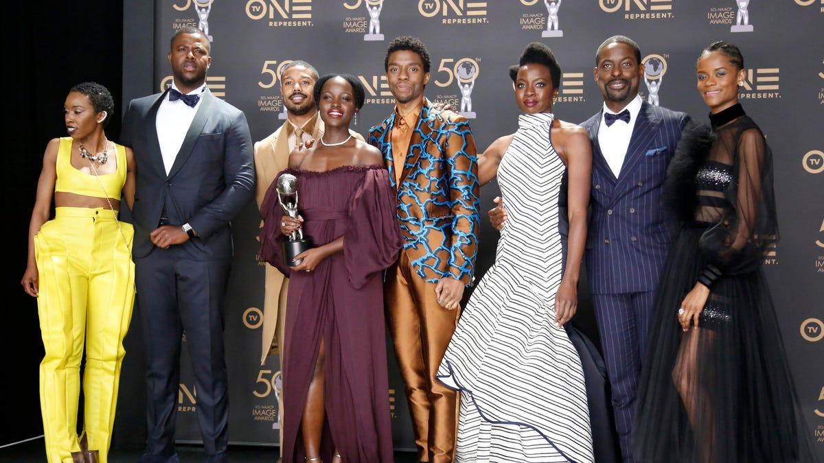 Black Panther 2 đã chính thức bắt đầu sản xuất tại Atlanta