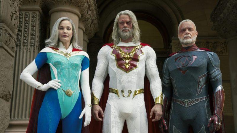 """Loạt phim trực tiếp Netflix """"Supercrooks"""";  Hủy bỏ Di sản của Người mua - Thời hạn"""