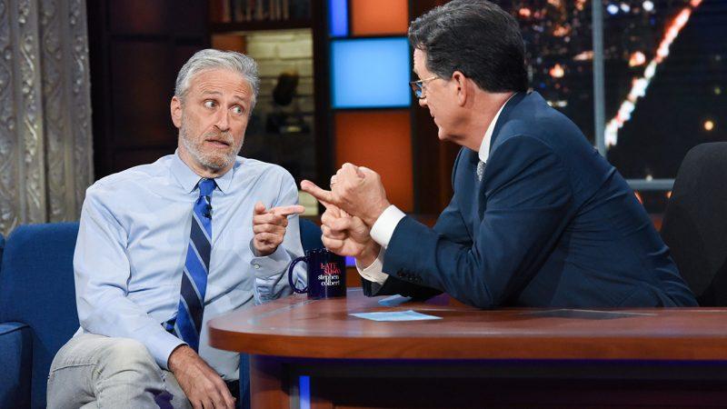Nhà văn của WaPo, người đã 'rant' để Jon Stewart chế giễu anh ta mặc dù tuyên bố là 'vô tư' về vụ rò rỉ phòng thí nghiệm: 'Vô giá'
