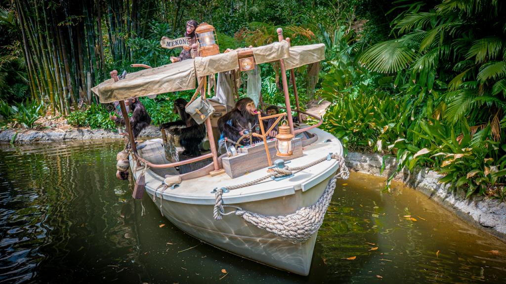 Trang điểm của Disneyland Jungle Cruise để lại những người bản địa và những cái đầu teo tóp – Hạn chót