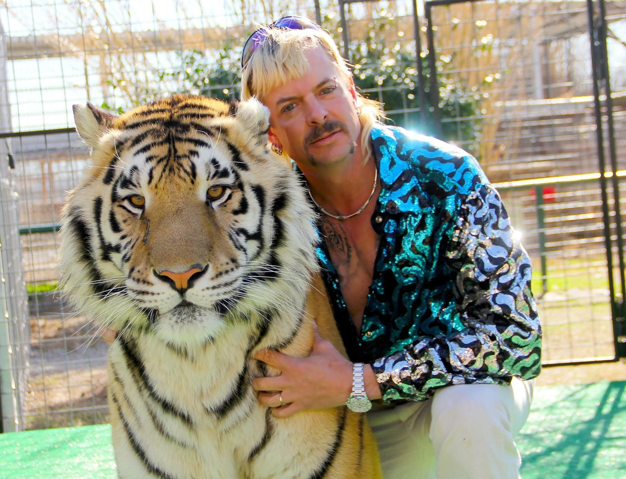 Tòa án không hài lòng với ngôi sao Joe Exotic của 'Tiger King'
