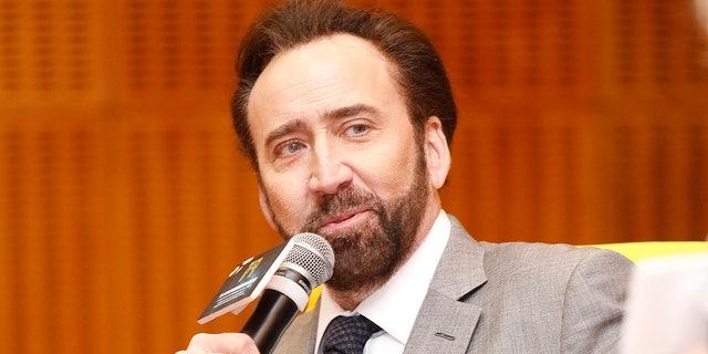 Nicolas Cage đóng vai chính trong bộ phim độc lập Pig.