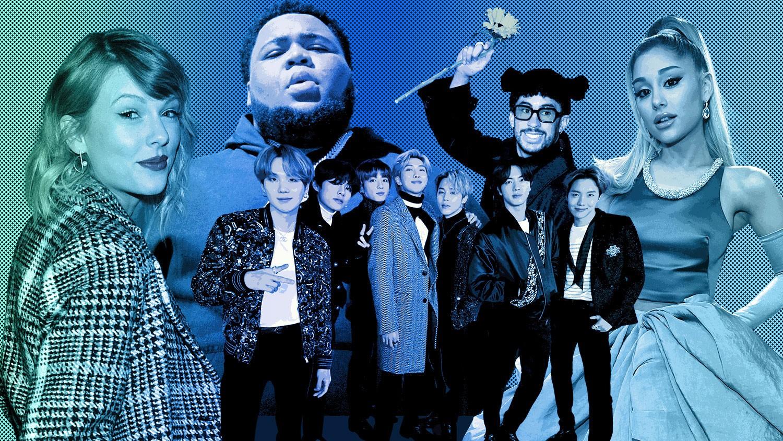 Các nhà tạo tiền Mỹ trả tiền cao nhất trong âm nhạc: Xếp hạng năm 2020