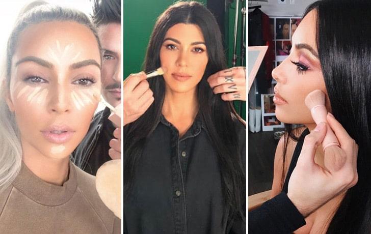 Cửa hàng mỹ phẩm Kardashian