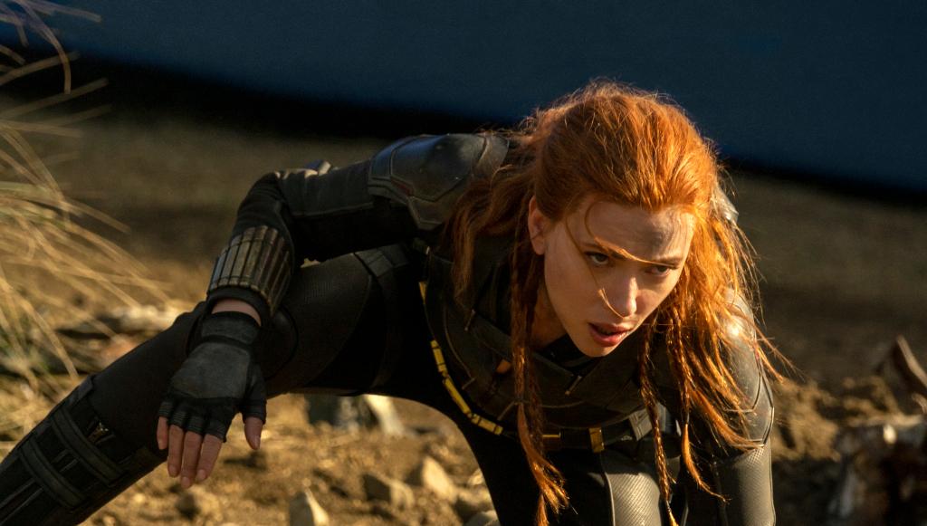 Phòng vé: Black Widow thu 80 triệu USD tại rạp, 60 triệu USD trên Disney Plus