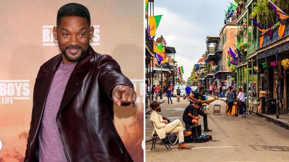 Will Smith kỷ niệm Ngày Độc lập bằng cách trả tiền cho một màn pháo hoa ở New Orleans – Hạn chót
