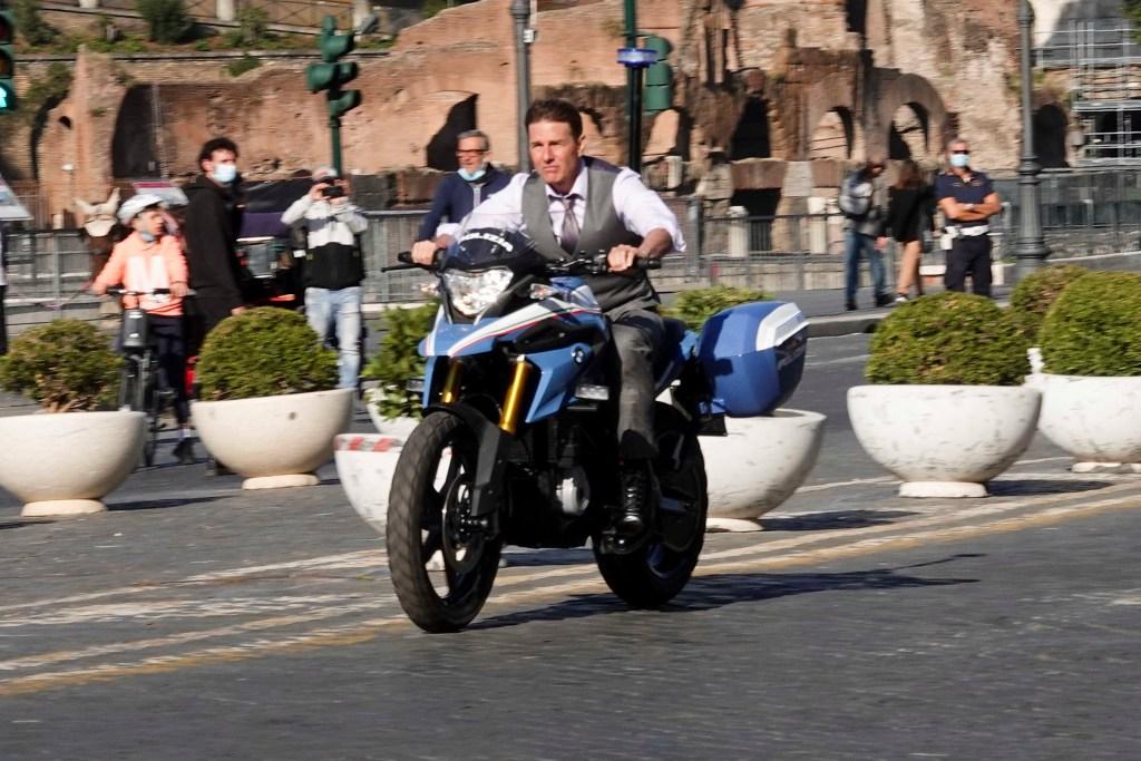 Chương trình Paramount 7 'Impossible hé lộ màn đóng thế bất chấp cái chết lớn tiếp theo của Tom Cruise – CinemaCon – Deadline