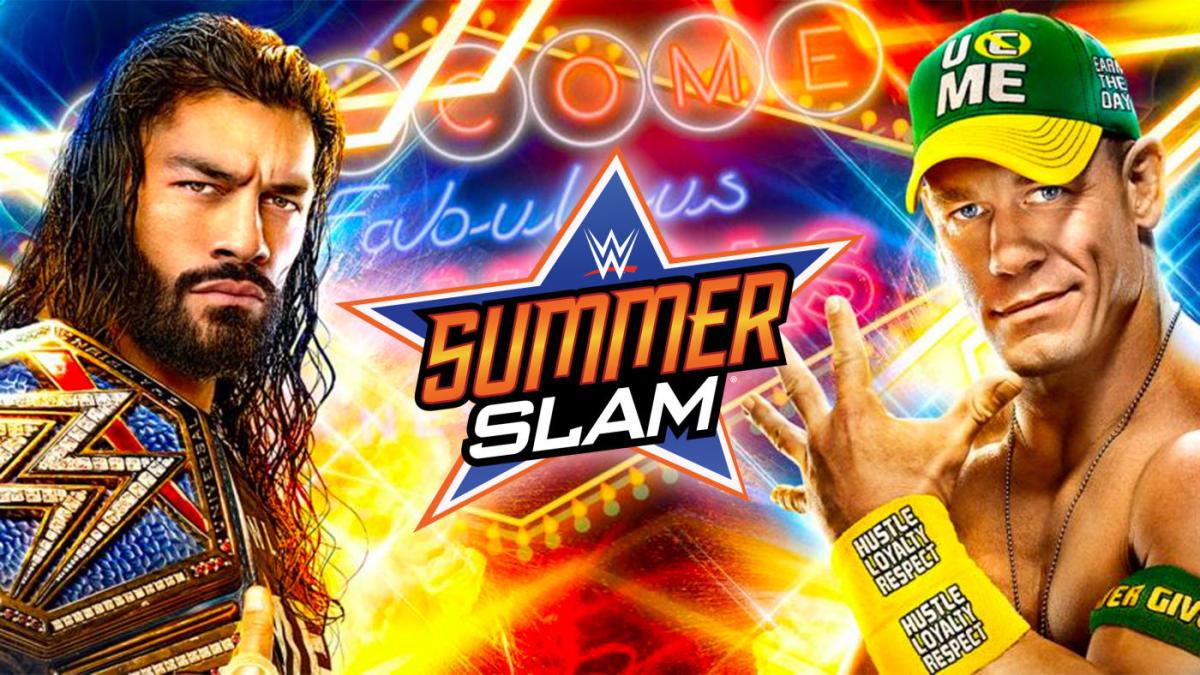 Kết quả WWE SummerSlam năm 2021: cập nhật trực tiếp, tóm tắt, tỷ số, trận đấu, thẻ, thời gian bắt đầu, điểm nổi bật