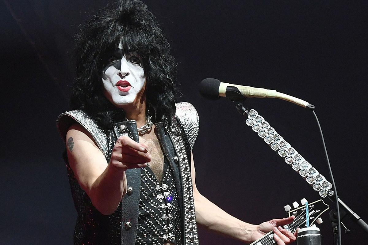 Paul Stanley xét nghiệm dương tính với COVID, Kiss Postpone Show
