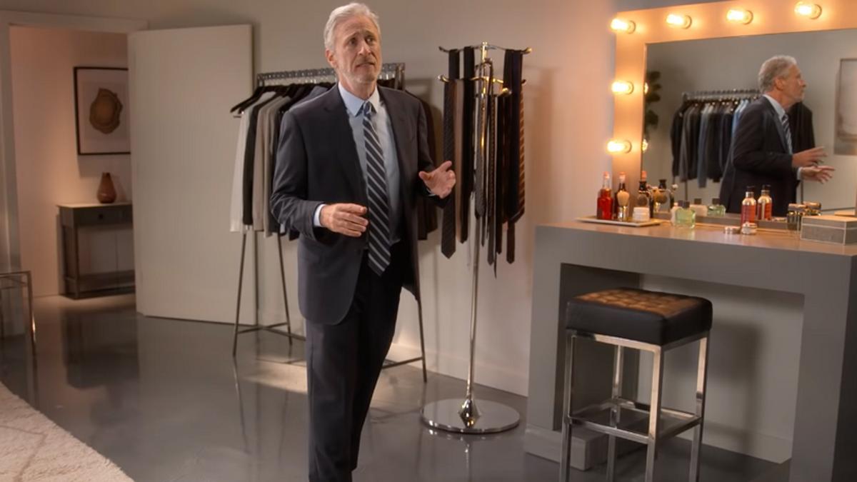 Vấn đề của Apple với Jon Stewart giúp bạn được thăng chức