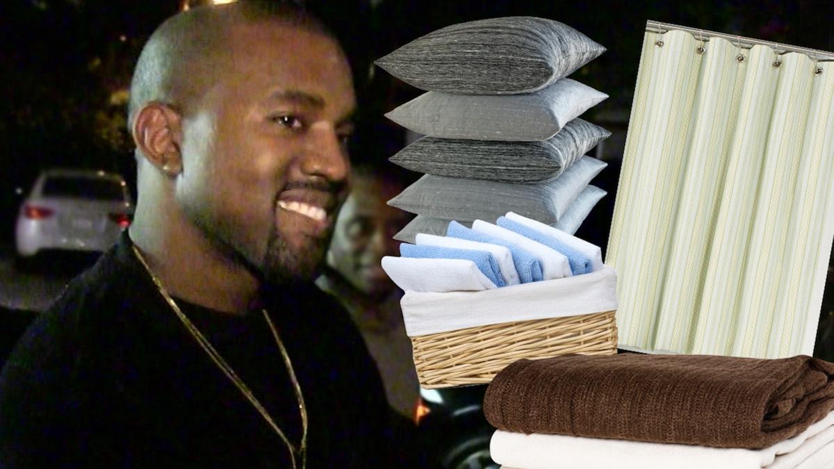 Kanye West chuẩn bị cho dòng đồ gia dụng mới, tệp thương hiệu