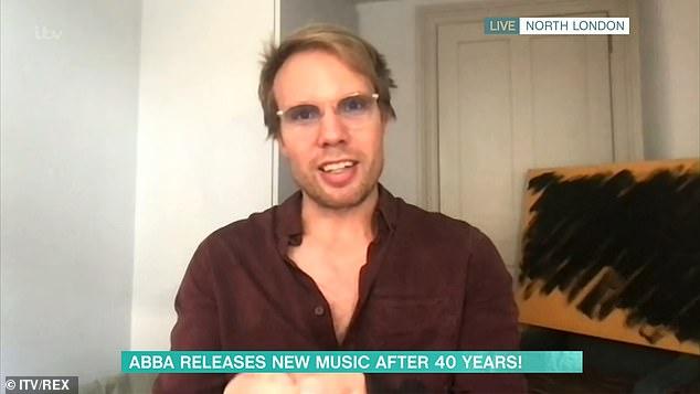 The Stars: Trong một cuộc phỏng vấn mới, Ludvig, 39 tuổi, (ảnh) - người sẽ giúp sản xuất các chương trình sắp tới - cho biết họ