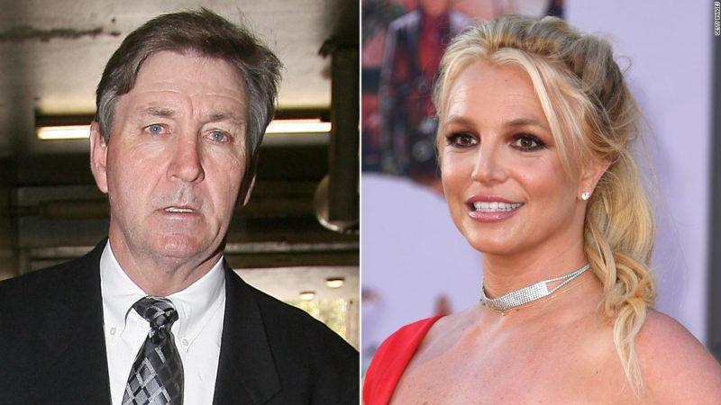 Cha của Britney Spears tìm cách chấm dứt quyền giám hộ của cô