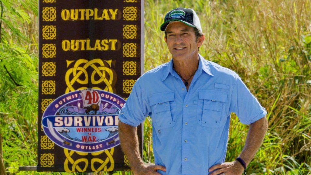 Jeff Probst nói về những người chiến thắng vào cuối mùa chiến tranh của 'Survivor'