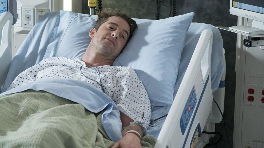 Scott Speedman trở lại Grey's Anatomy với tư cách là Nick, Phần 18 – Hạn chót