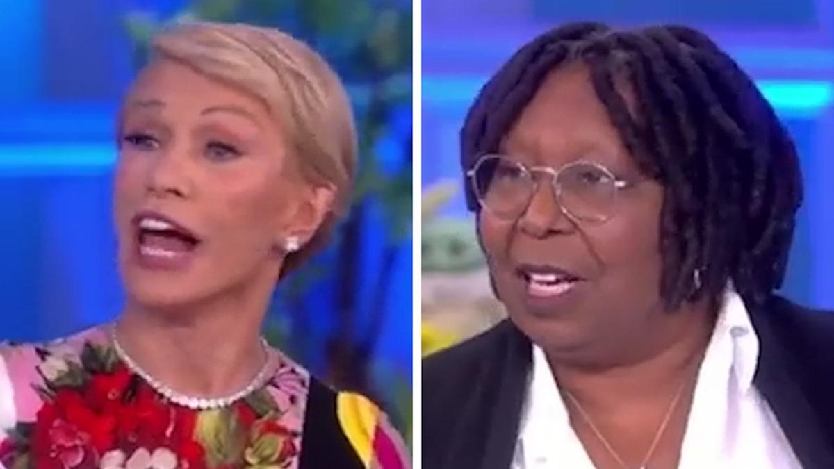 Barbara Corcoran xin lỗi về trò đùa của Whoopi Goldberg về 'The View'