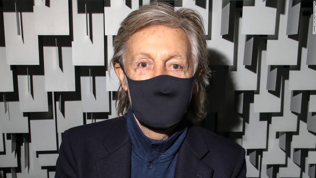 "Paul McCartney gọi Rolling Stones là ""ban nhạc blues"""