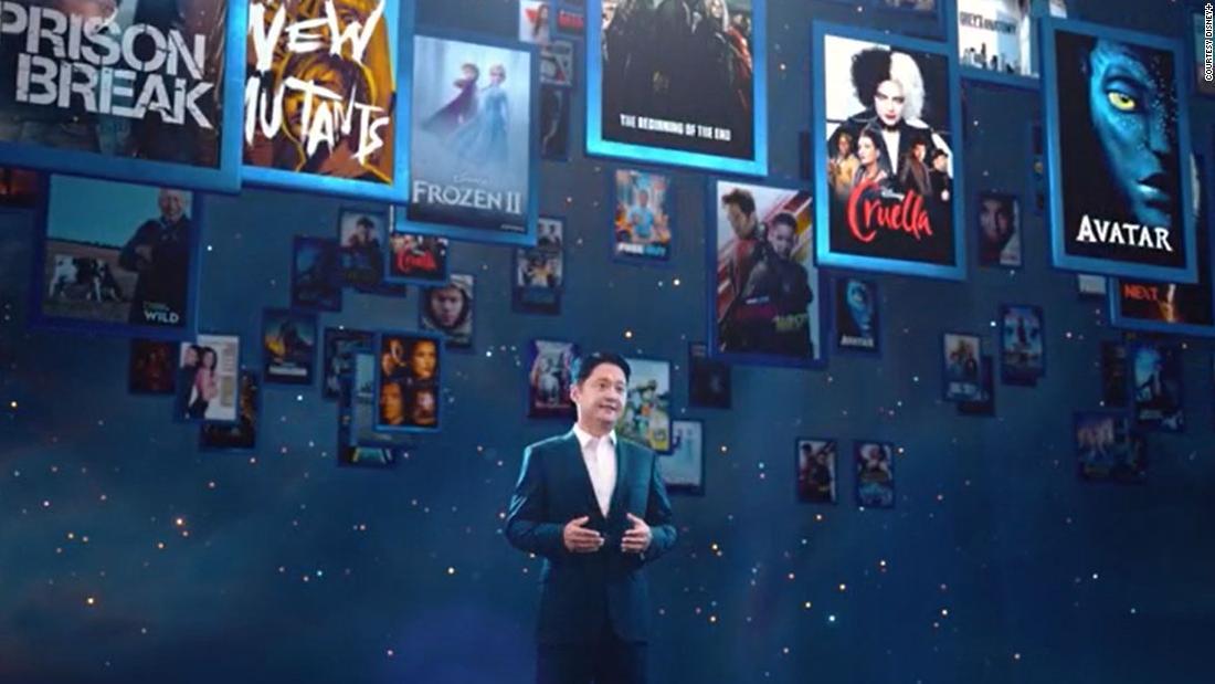 Disney + đã công bố sự gia nhập của họ vào nội dung châu Á, với các chương trình mới từ Úc, Hàn Quốc và Nhật Bản