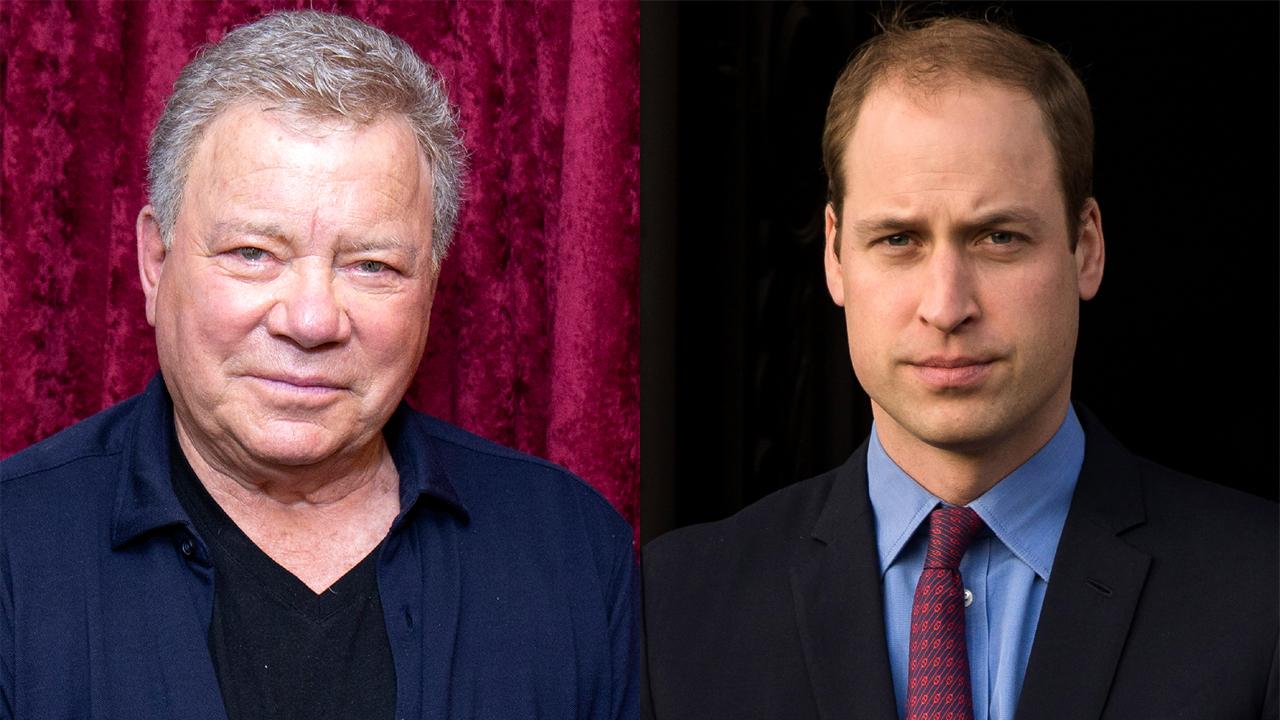 William Shatner đáp lại lời chỉ trích của Hoàng tử William về chuyến bay vũ trụ: 'Anh ấy đã hiểu sai'